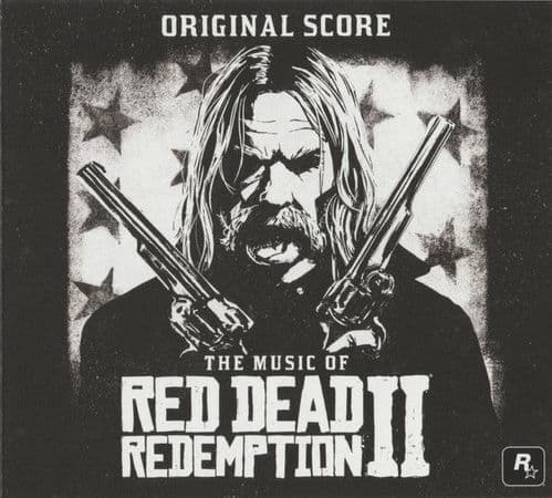 Various<br>The Music Of Red Dead Redemption II (Original Score)<br>CD, Ltd